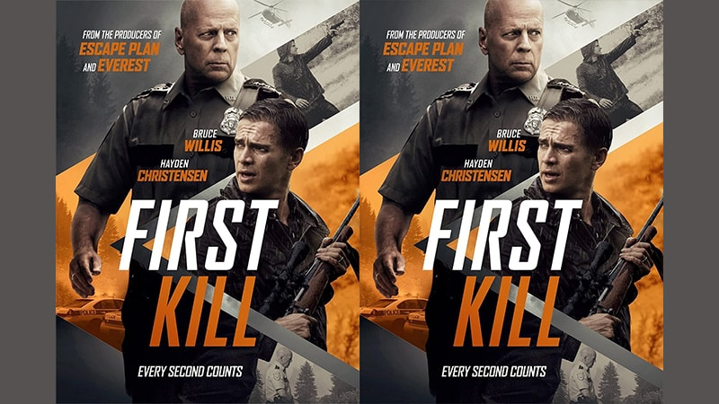 Review Film First Kill (2017) - Poster