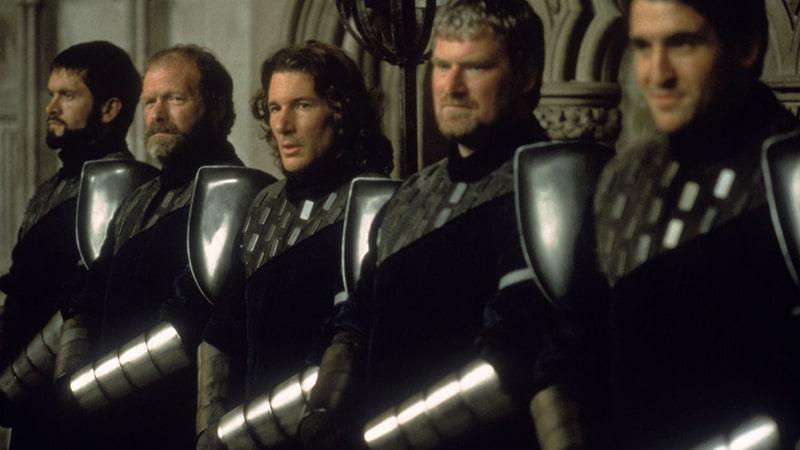 Review Film First Knight (1995) - Cut Scene