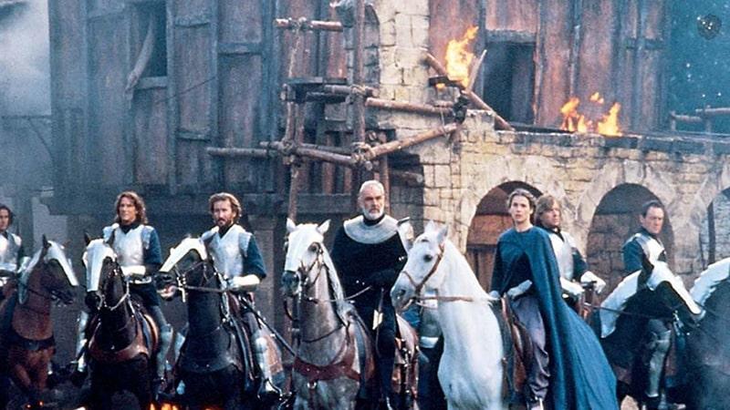 Review Film First Knight (1995) - Pasukan King Arthur