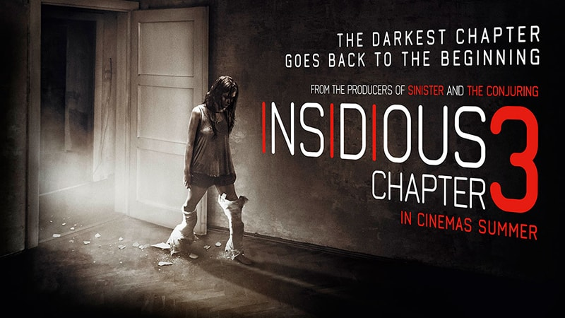 Review Film Insidious: Chapter 3 - Poster