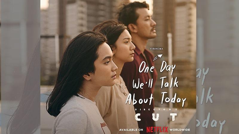 Review Film Nanti Kita Cerita tentang Hari Ini - Angkasa Aurora Awan