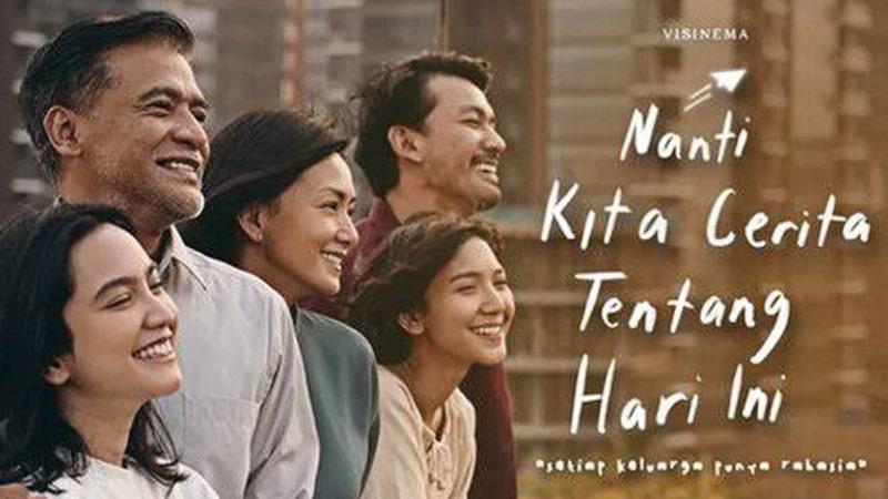 Review Film Nanti Kita Cerita tentang Hari Ini - Satu Keluarga
