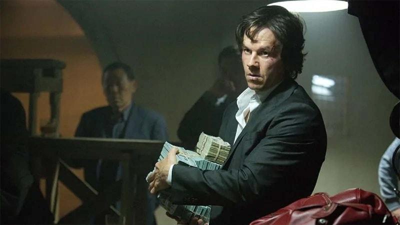 The Gambler (2014) - Adegan