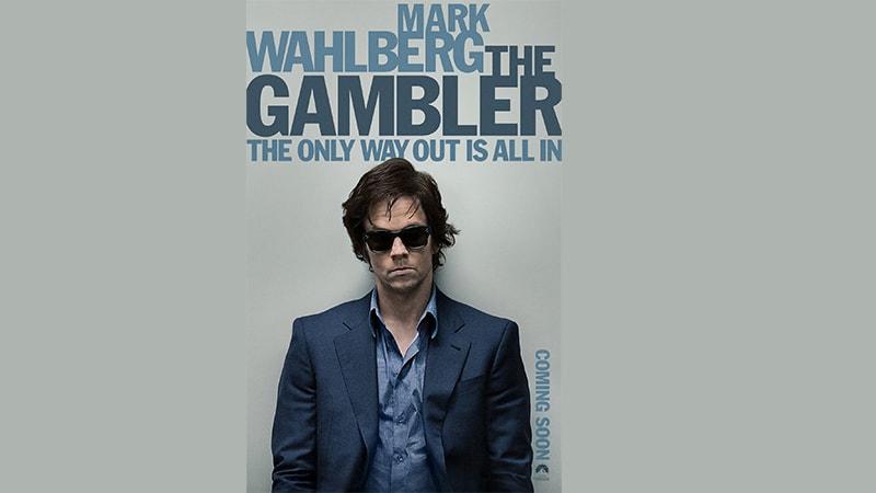 Review Film The Gambler (2014) - Poster