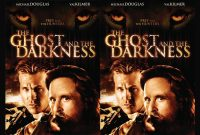 Review Film The Ghost and the Darkness - Poster