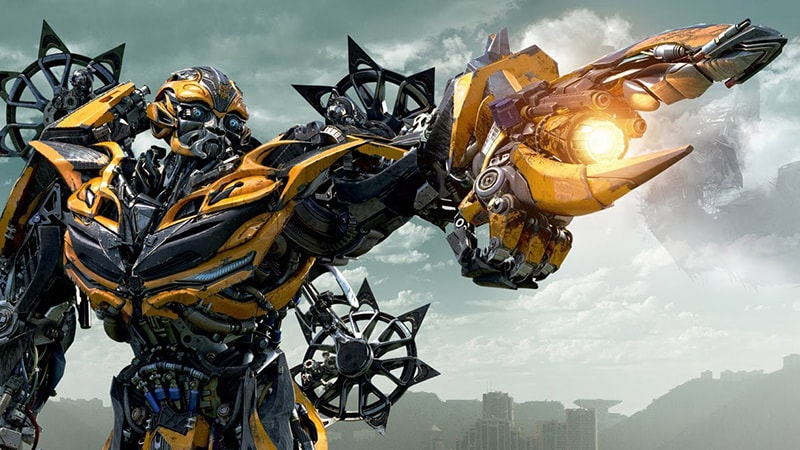 Review Film - Transformers: Age of Extinction - Bumblebee