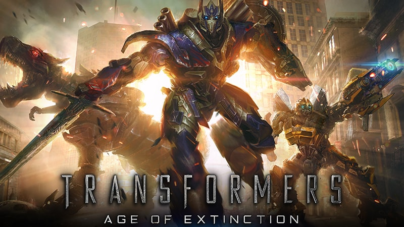 Review Film - Transformers: Age of Extinction - Poster Besar